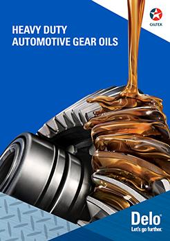 Heavy Duty Automotive Gear Oils