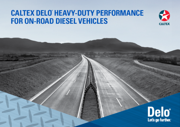 Delo<sup>®</sup>  Heavy-Duty Performance for On-Road Diesel Vehicles